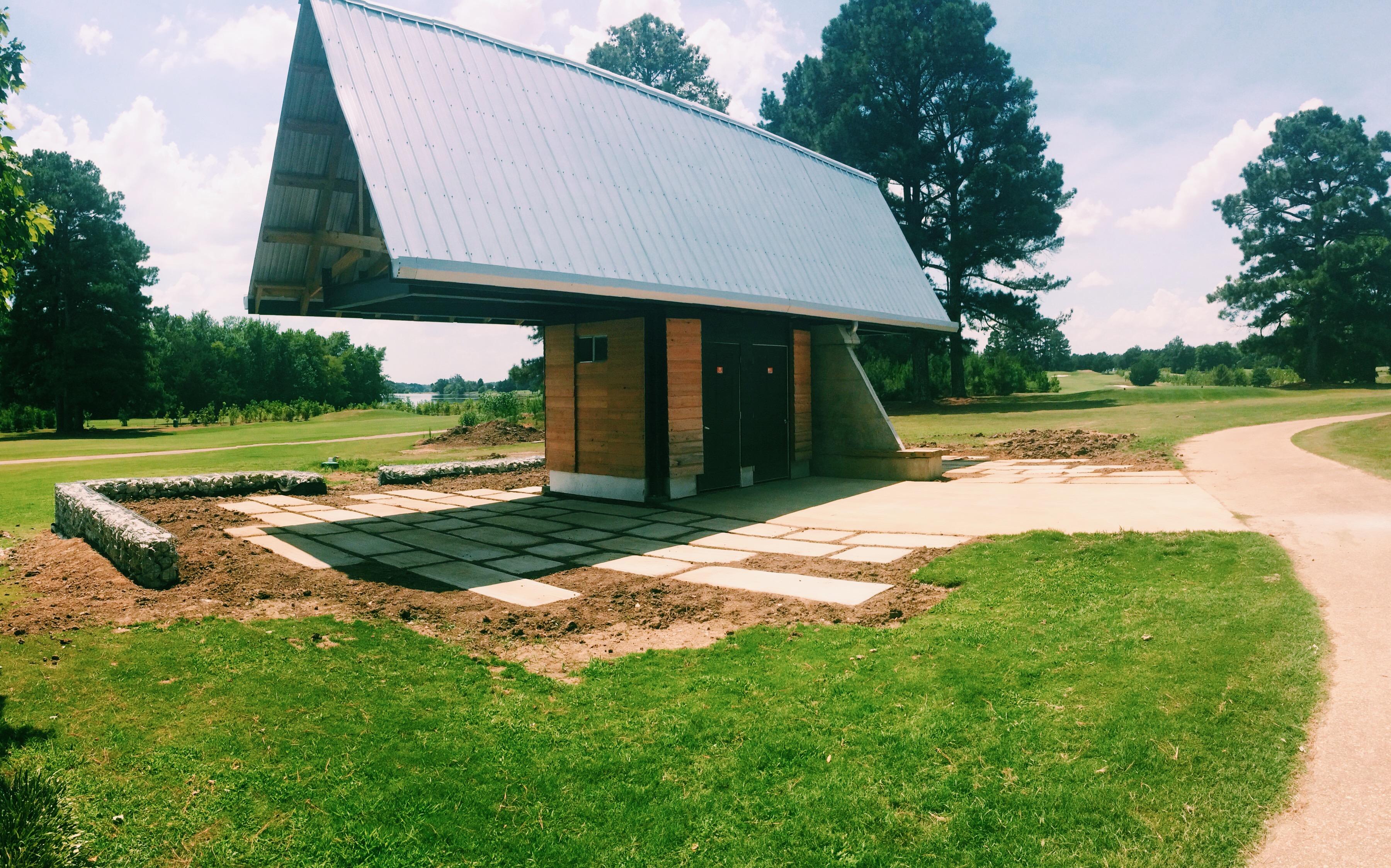 Landscape architecture design build mississippi state for Mississippi landscape architects